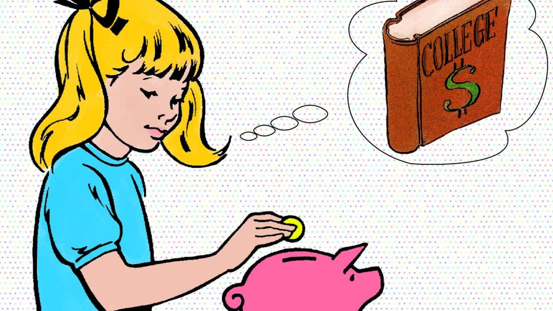 I ragazzi e il risparmio