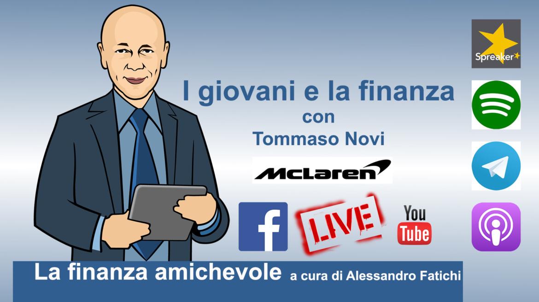 I giovani e la finanza, con Tommaso Novi