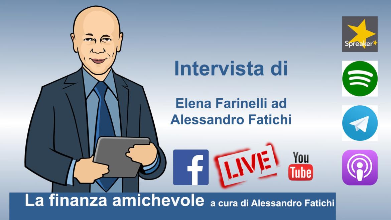 Intervista di Elena Farinelli ad Alessandro Fatichi – 29 ottobre 2020