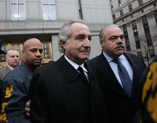 Chi era Bernard Madoff?