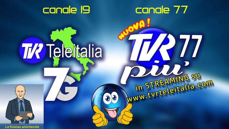 """Puntata di """"Linea Diretta"""" del 26 marzo 2021 – TVR Teleitalia 7G e TVR 77 Più"""