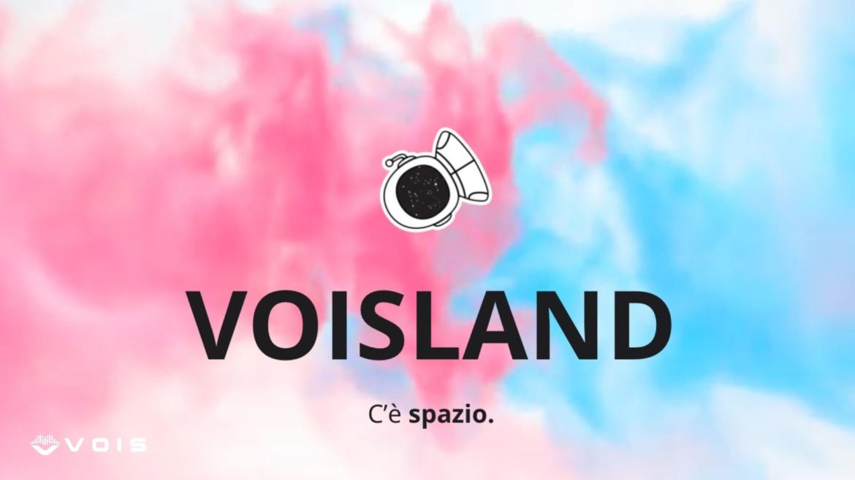 È nato VOISLAND, il podcast network italiano che amplifica le voci