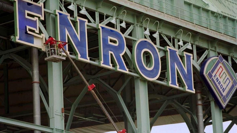 Un po' di storia finanziaria…Il caso Enron