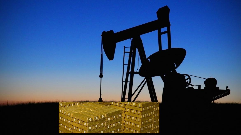 La correlazione tra oro e petrolio